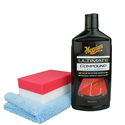 Meguiars Ultimate Compound Set