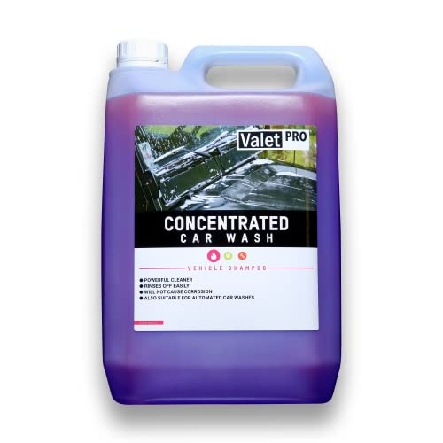 ValetPro Concentrated Car Shampoo 5 Liter