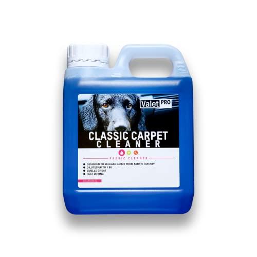 ValetPRO Classic Carpet Cleaner Teppich und Polsterreiniger
